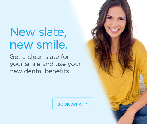 Acadian Modern Dentistry - New Year, New Dental Benefits