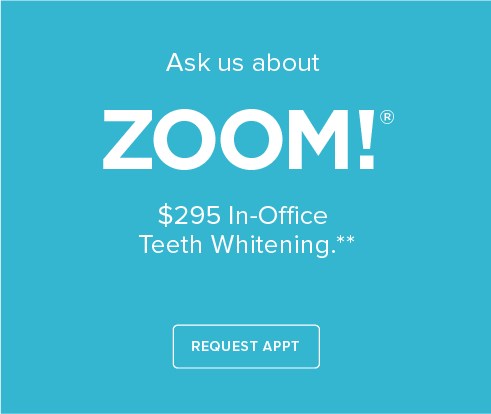 Ask us about Zoom! - Acadian Modern Dentistry
